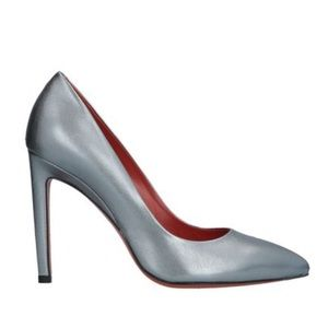 Santoni Patent Leather Pumps